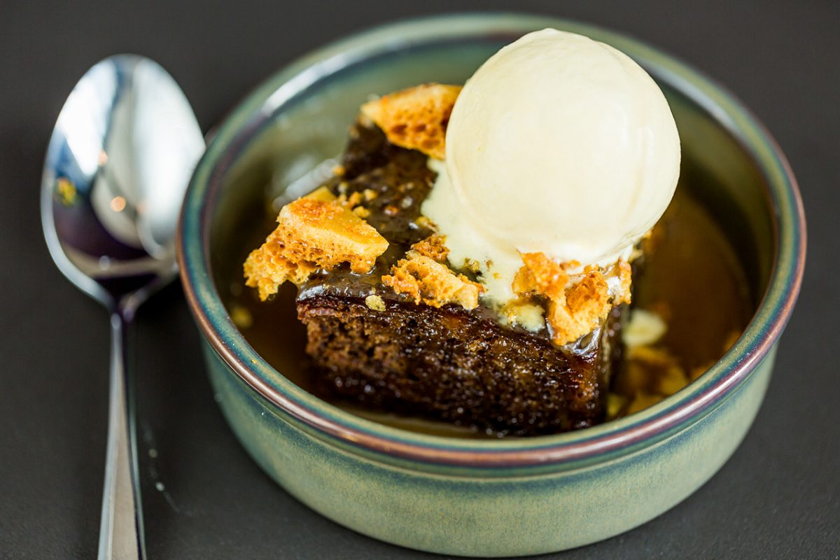 Westway, Bar & Kitchen, Park Royal, London, British Classics, Food & Drink, Seasonal, dessert